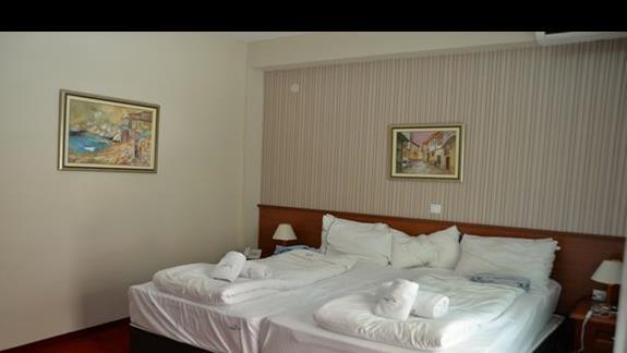Pokój rodzinny w hotelu Filip