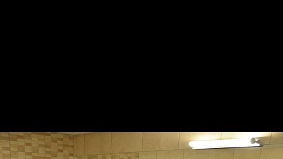 Łazienka w hotelu Filip