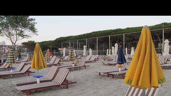 plaża blisko hotelu