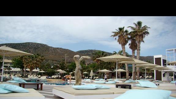 odrobina relaksu po upalnym dniu w spokojniejszej strefie hotelu Star Beach Village