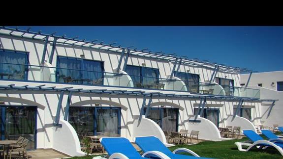 bungalowy w  Lyttos Beach
