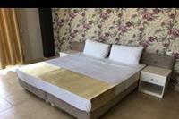 Hotel Sun - łóżko