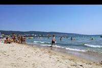 Hotel Sun City - Plaża