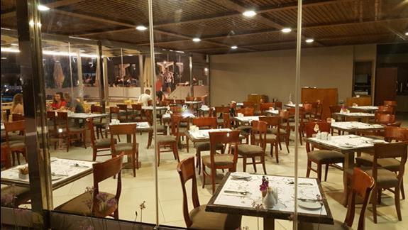 Restauracja w Platanias Village