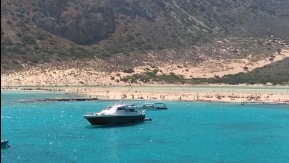 Wycieczka na Lagunę Balos - zwaną europejskimi Karaibami.