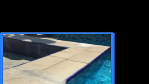 Odpadające płytki w basenach - dzieci poraniły nogi