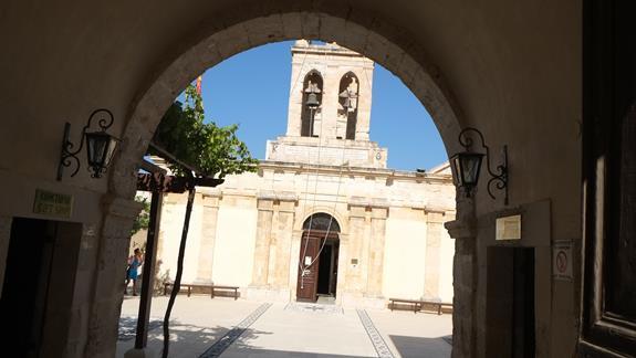 Holy Monastery Colymbari of Kissamos Chania Crete