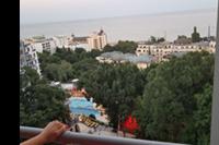 Hotel Sunrise - widok z balkonu