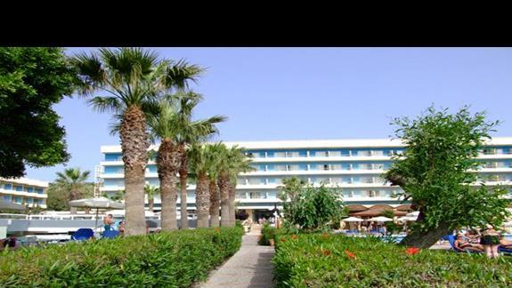 Zdjęcie hotelu Blue Sea Beach Resort od strony plaży