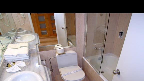 Zdjęcie łazienki w pokoju standardowym w hotelu Blue Sea Beach Resort
