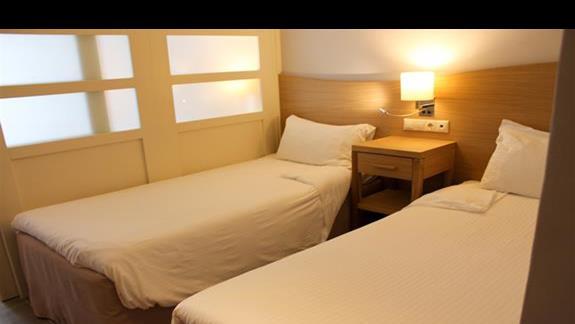 Pokój rodzinny z  2 sypialniami