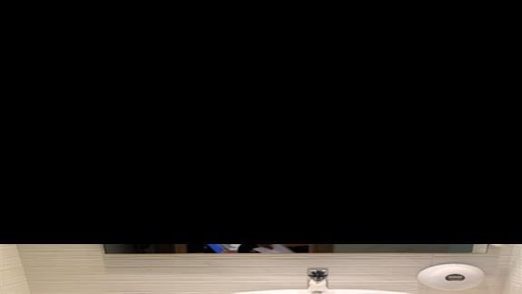 Pokój bungalow z prywatnym basenem- łazienka