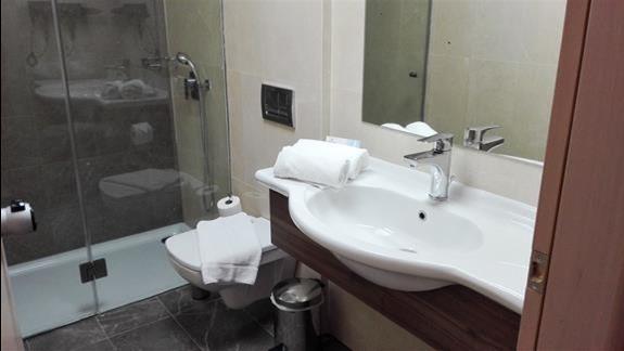Pokój rodzinny - łazienka
