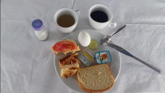 Śniadanie, codziennie to samo ...