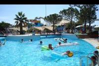 Hotel Pine Bay Holiday Resort - pine bay resort widok na aquapark