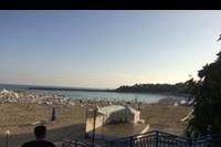 Hotel Grand Hotel Varna - Widok na początek plaży