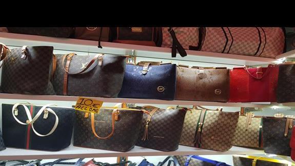 Piękne markowe torebki za bezcen