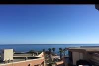 Hotel Auramar Beach Resort - widok z pokoju, blok b