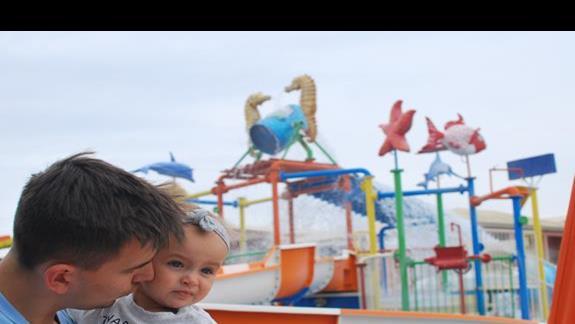 Caretta Beach park wodny