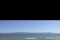 Hotel Roxy Luxury Spa - Widok na morze z plazy