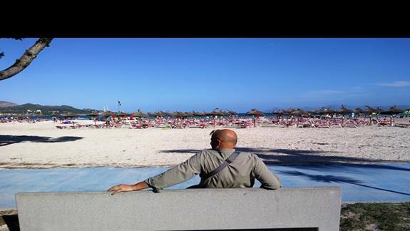 plaża Alcudia