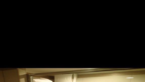 Łazienka w pokoju SUITE