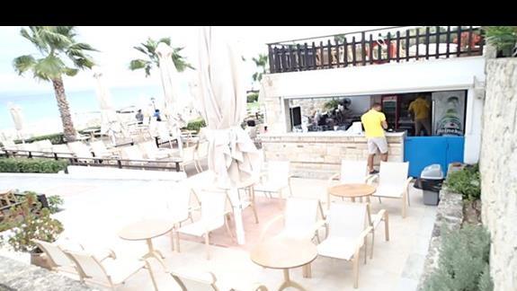 klimatyczny beach bar