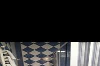 Hotel Kymata - łazienka w pokoju standard