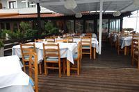 Hotel Kymata - taras przy restauracji