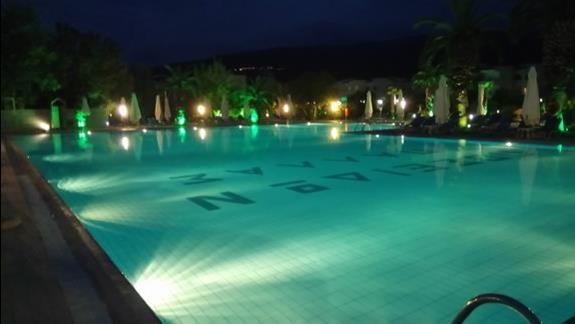 duży basen