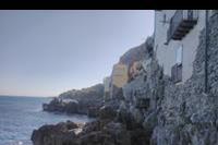 Hotel Santa Lucia le Sabbie D'oro - Cefalu stare miasto od strony morza