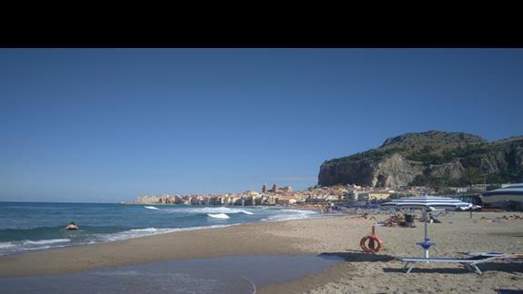 plaża w pobliżu