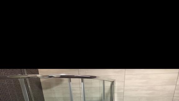Łazienka w hotelu Utopia Resort & Spa