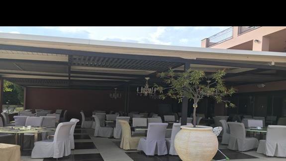 Restauracja w hotelu Utopia Resort & Spa