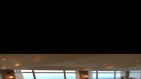 Restauracja a la carte w hotelu Apostolata Island Resort&Spa