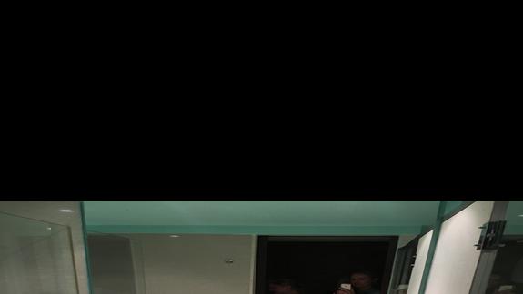 Łazienka w hotelu Apostolata Island Resort&Spa