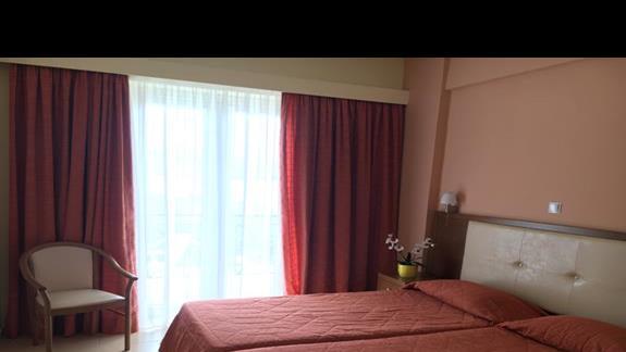 Pokój w hotelu Palatino