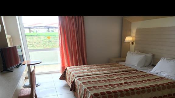 Pokój standardowy w hotelu Cephalonia Palace
