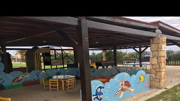 Mini klub w hotelu Cephalonia Palace