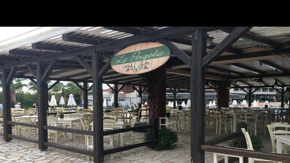 Restauracja a la carte w hotelu Apollonion Resort & Spa