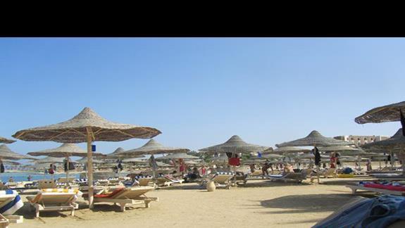 tak wygląda plaża