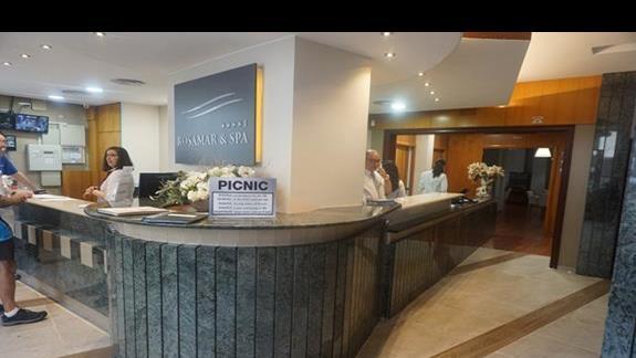 recepcja- lobby