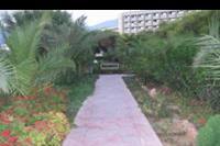 Hotel Dinler - Ogródek