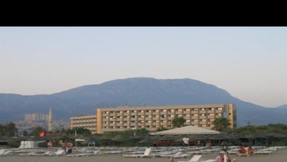 Hotel i okolica