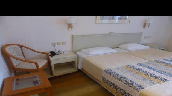 Pokój  hotelu Creta Star