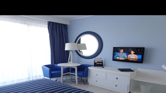 pokój standardowy w hotelu Seabank