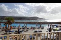 Hotel Paradise Bay Resort - widok z okna na zatokę z pokoju w hotelu Paradise Bay