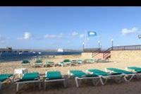 Hotel Paradise Bay Resort - plaża przy hotelu Paradise Bay