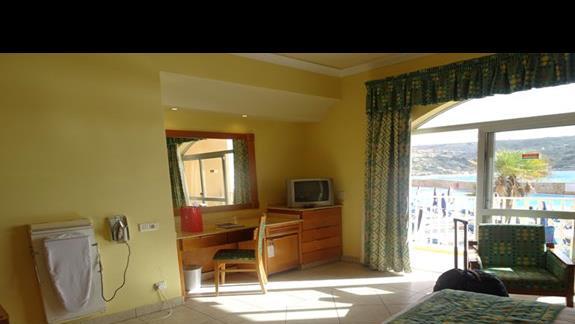 pokój standardowy w hotelu Paradise Bay