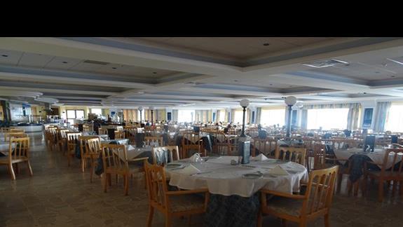 restauracja w hotelu Paradise Bay